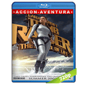Lara Croft Tomb Raider 2 La Cuna De La Vida (2003) BRRip 720p Audio Trial Latino-Castellano-Ingles 5.1