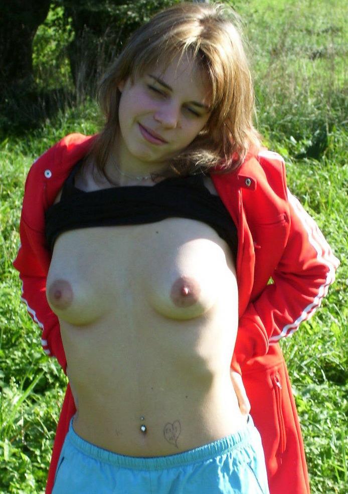 adfTSx9w Amateur con piercing clitoriano, culito y novio (0 puntos)