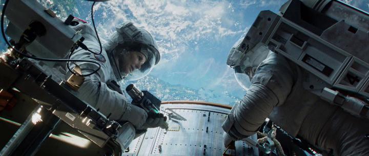 Gravitacija / Gravity (2013)