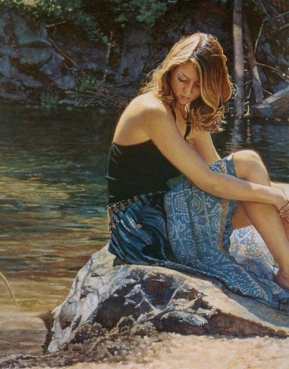 Women in Paintings Adr548hp