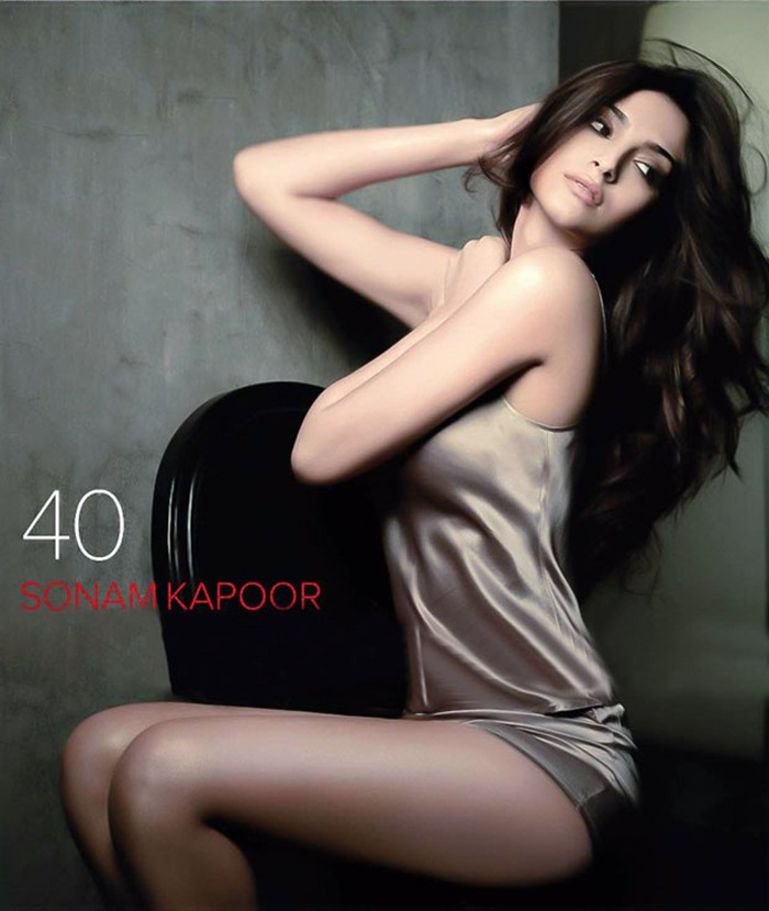 Sonam Kapoor in Maxim India Magazine AcyqwKyd