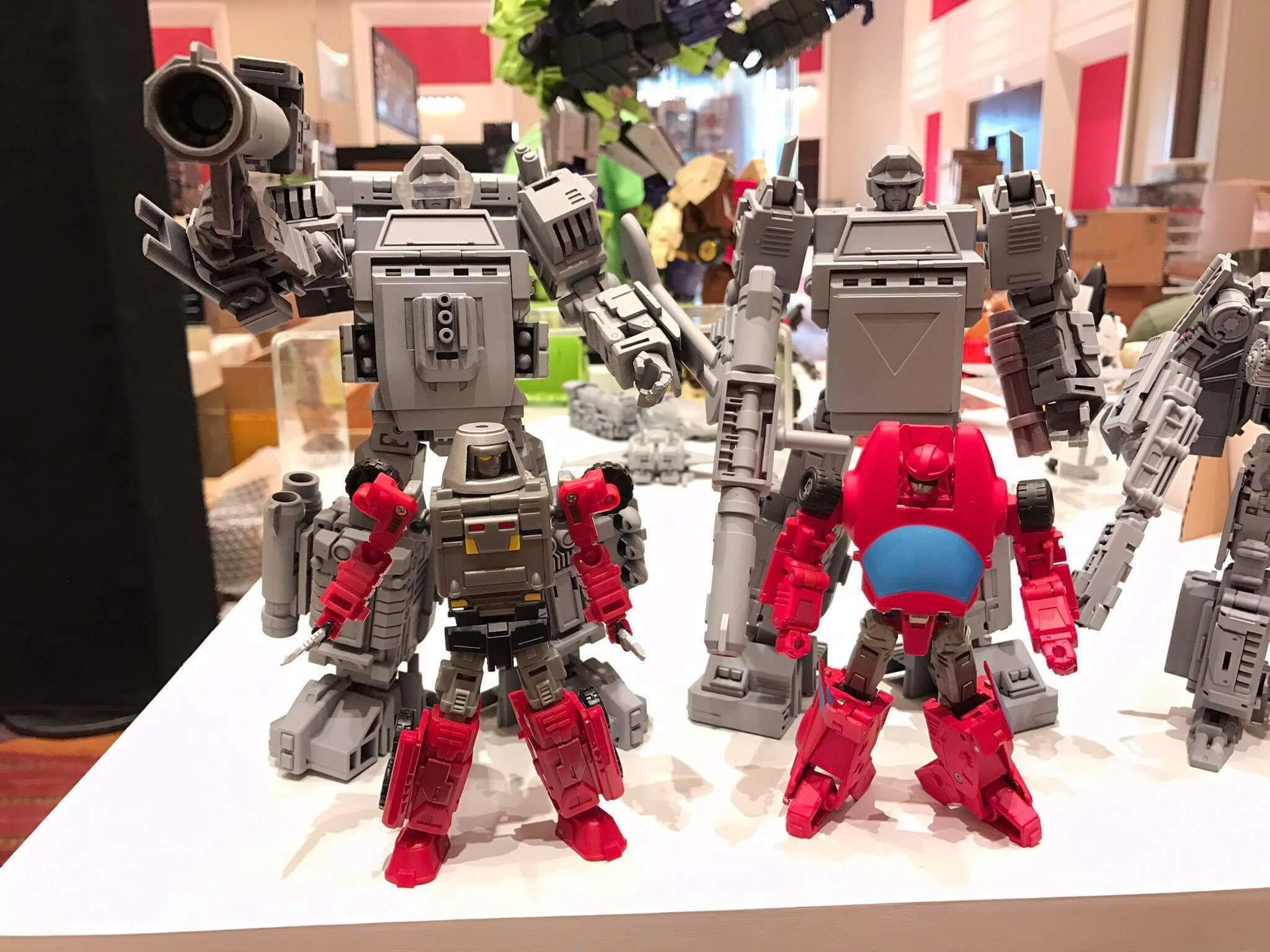 Gobots - Machine Robo ― Dessin Animé + Jouets  - Page 5 LZblHDWA