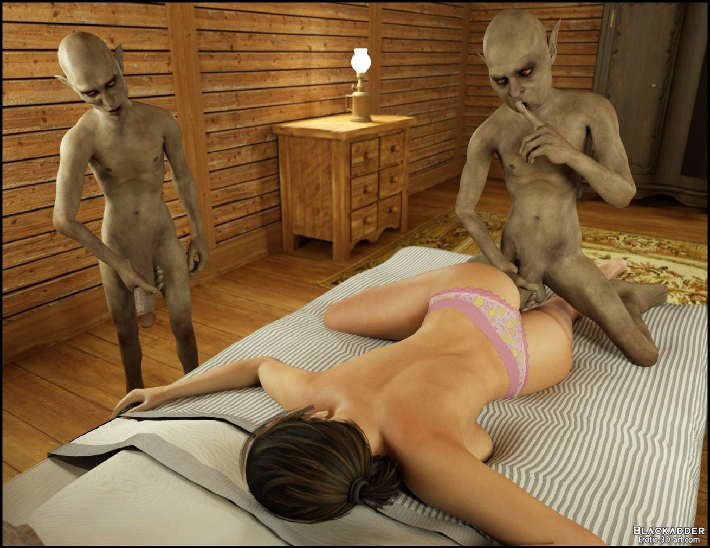3d porn monster archeolog naked pics
