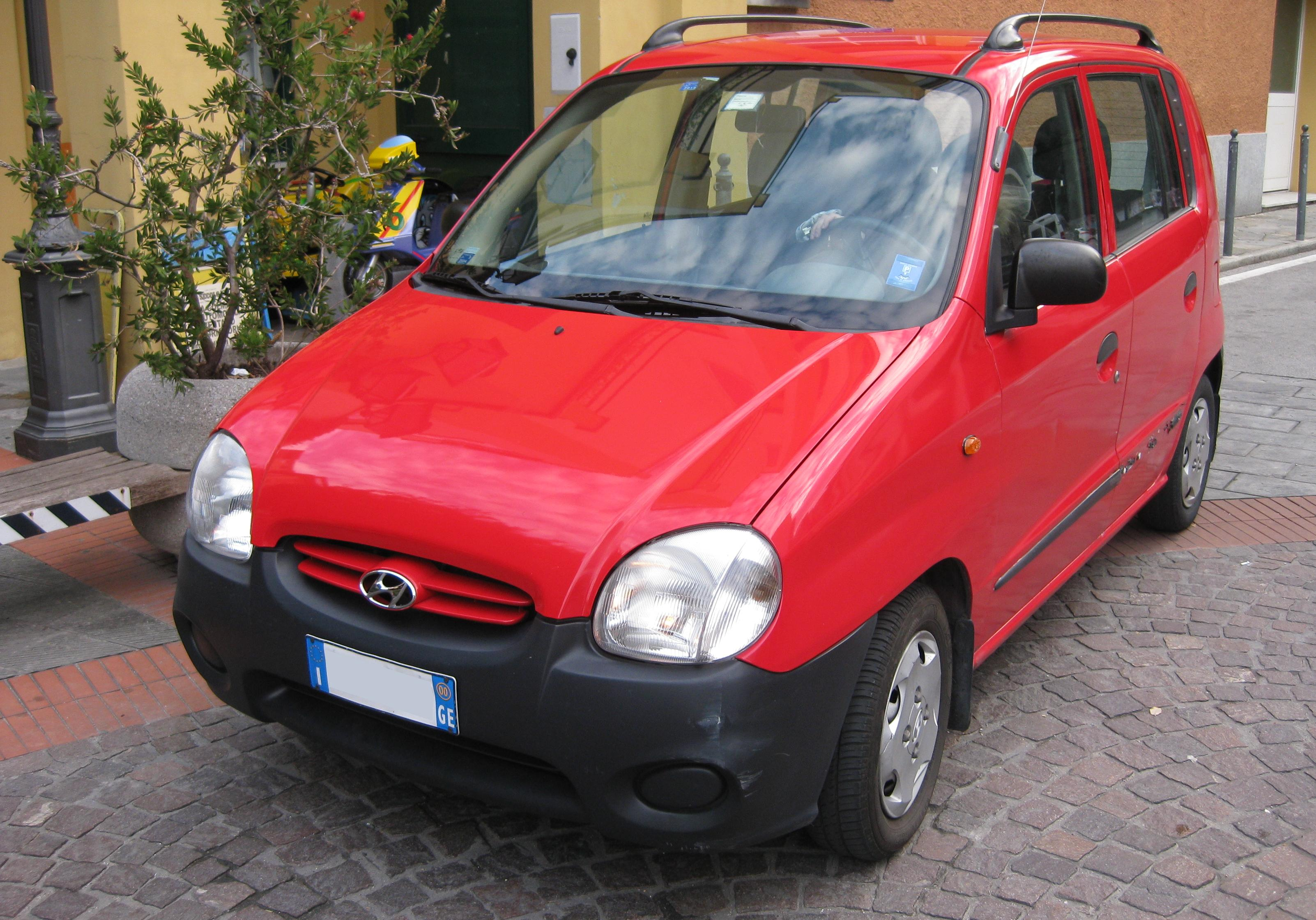 Hyundai Atos GL del 2000 T5io1kBu