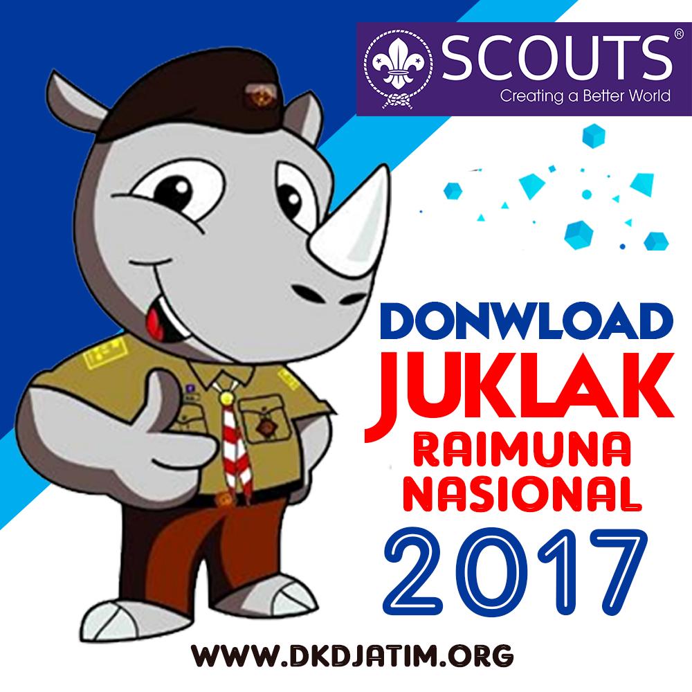 Juklak Raimuna Nasional 2017