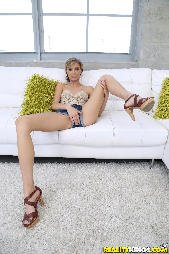 Haley Reed su muestra golosa conchita