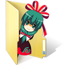 Dịch vụ làm Touhou Folder Icon theo yêu cầu A0I7ARaU
