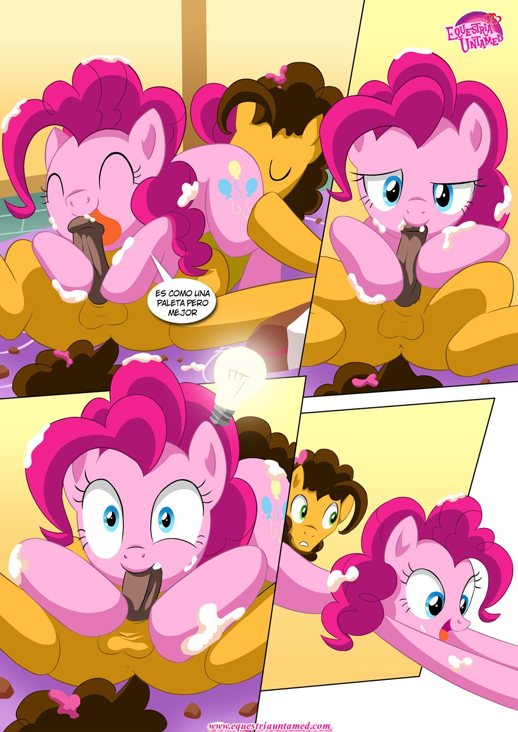 Sweet Treats [My little pony] [Palcomix]