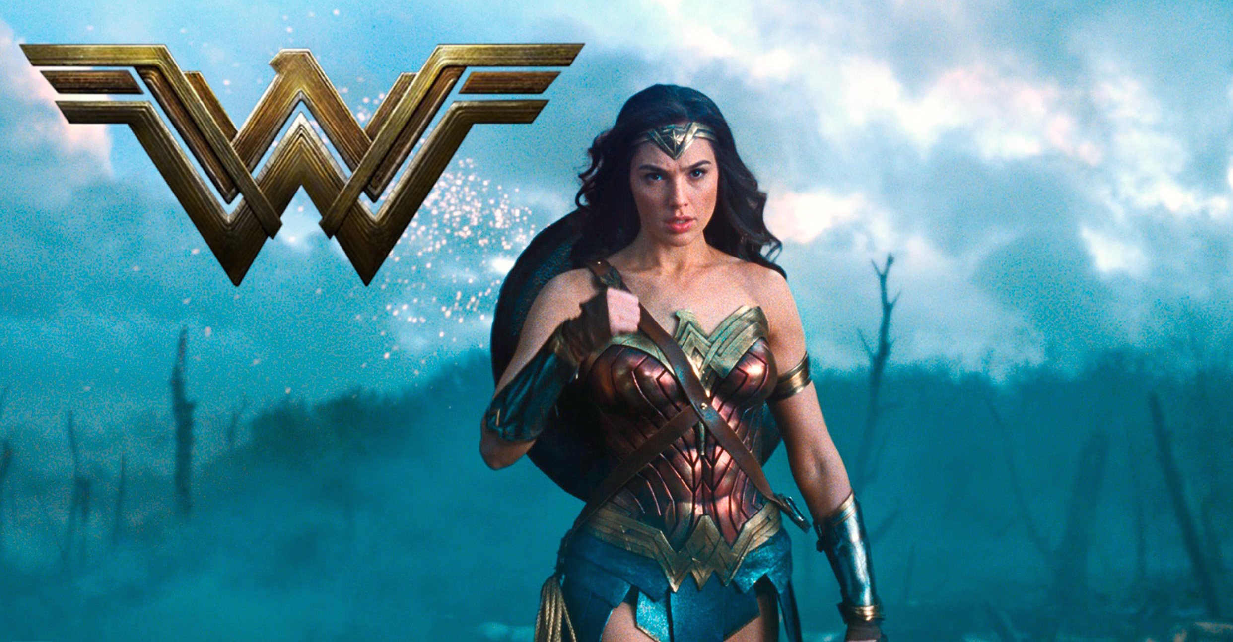 New WONDER WOMAN Promo Features Our First Look At David Thew