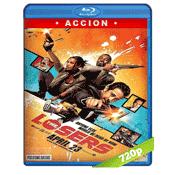Los Perdedores (2010) BRRip 720p Audio Dual Latino-Ingles 5.1