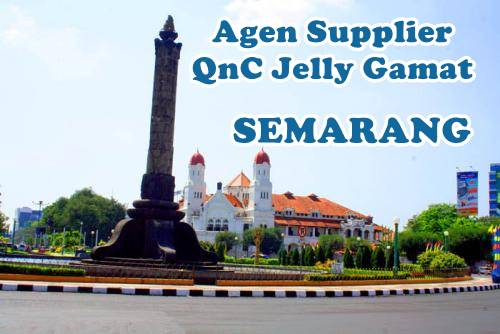 Agen Supplier QnC Jelly Gamat Semarang