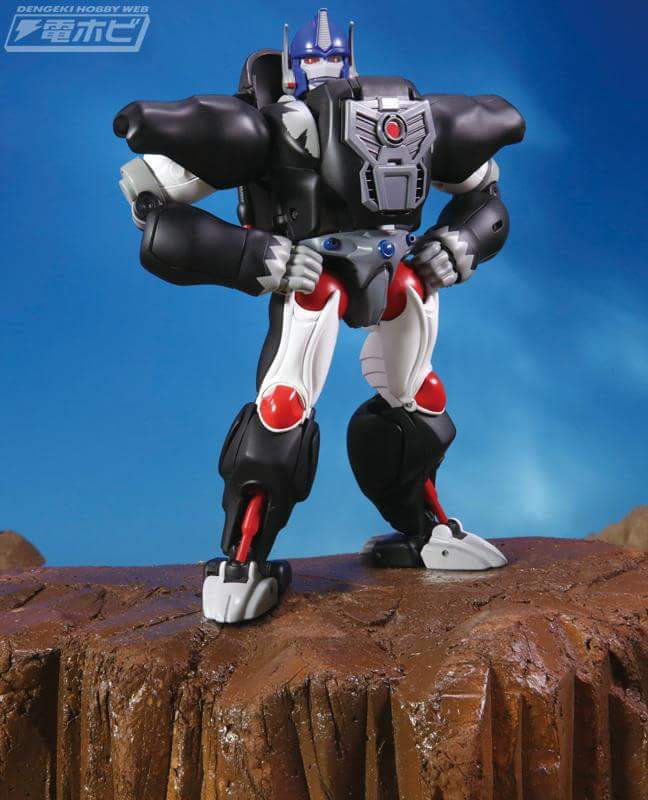 [Masterpiece] MP-32, MP-38 Optimus Primal et MP-38+ Burning Convoy (Beast Wars) - Page 4 GzhH2QdW