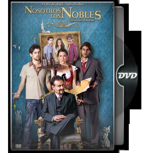 - Nosotros Los Nobles DVDRip Español Latino 2013 -