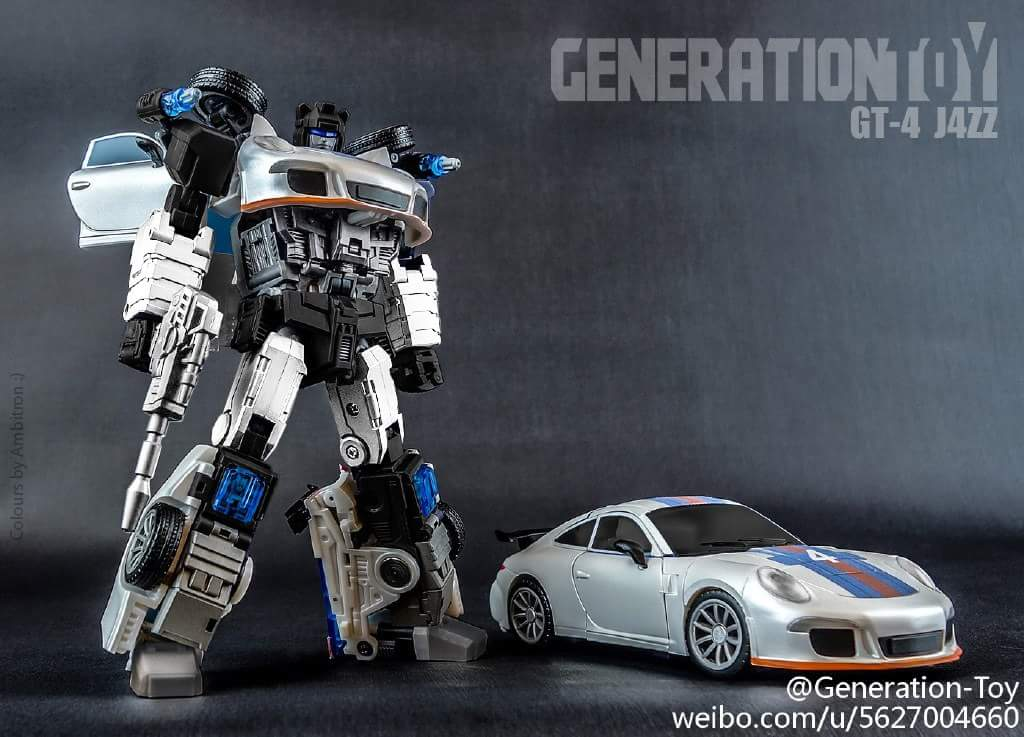 [Generation Toy] Produit Tiers - Jouets TF de la Gamme GT - des BD TF d'IDW VppMh9AU