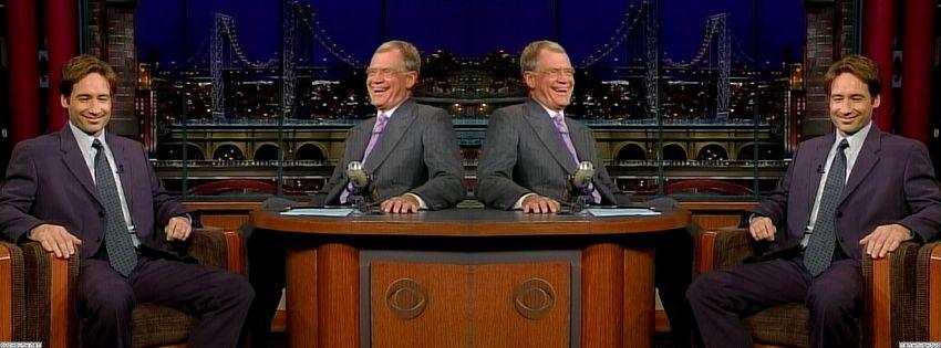 2003 David Letterman VUlvshAI