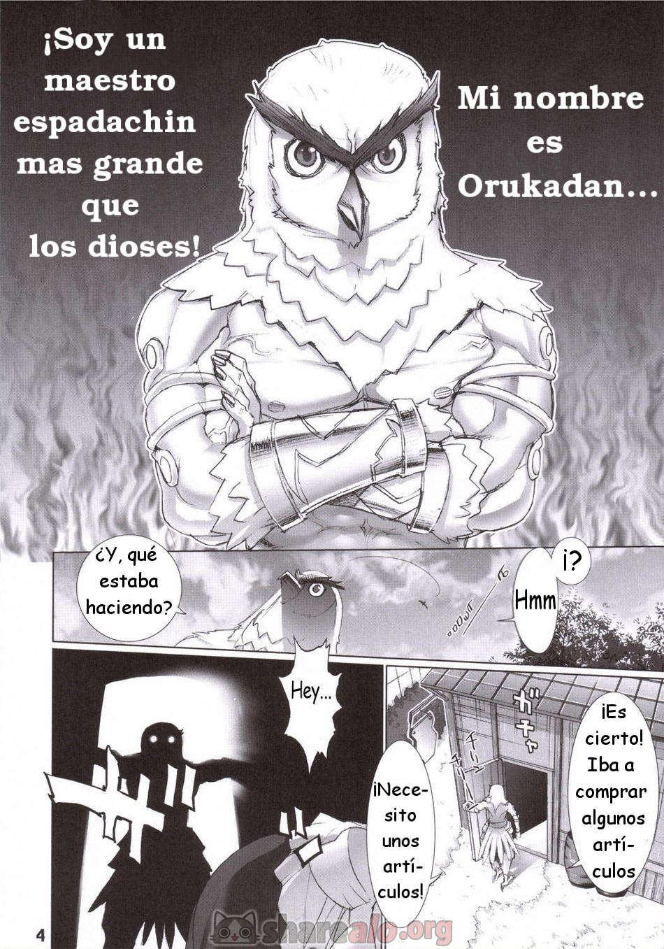 Hentai Manga Porno Firebird (Soulcalibur): jEhpzfIo