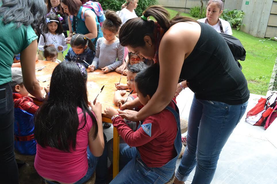 Preparan la celebración del Día del Niño en la V