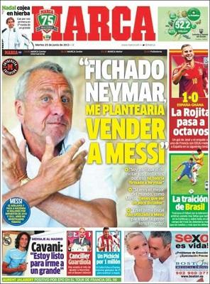 Diario Marca – Martes, 25 De Junio De 2013