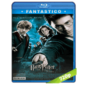 Harry Potter Y La Orden Del Fenix (2007) BRRip 720p Audio Dual Latino-Ingles 5.1