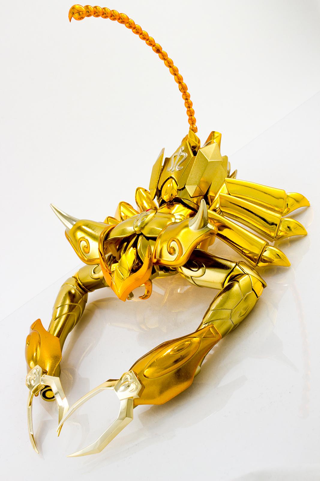[Myth Cloth EX] Scorpio Gold Cloth (21 Avril 2012) Aak6VXYU