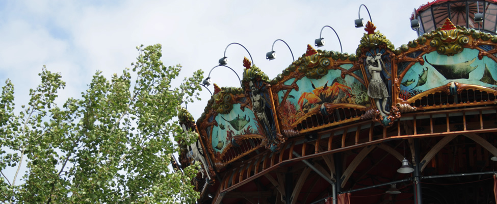 Stedentrip Nantes Carrousel