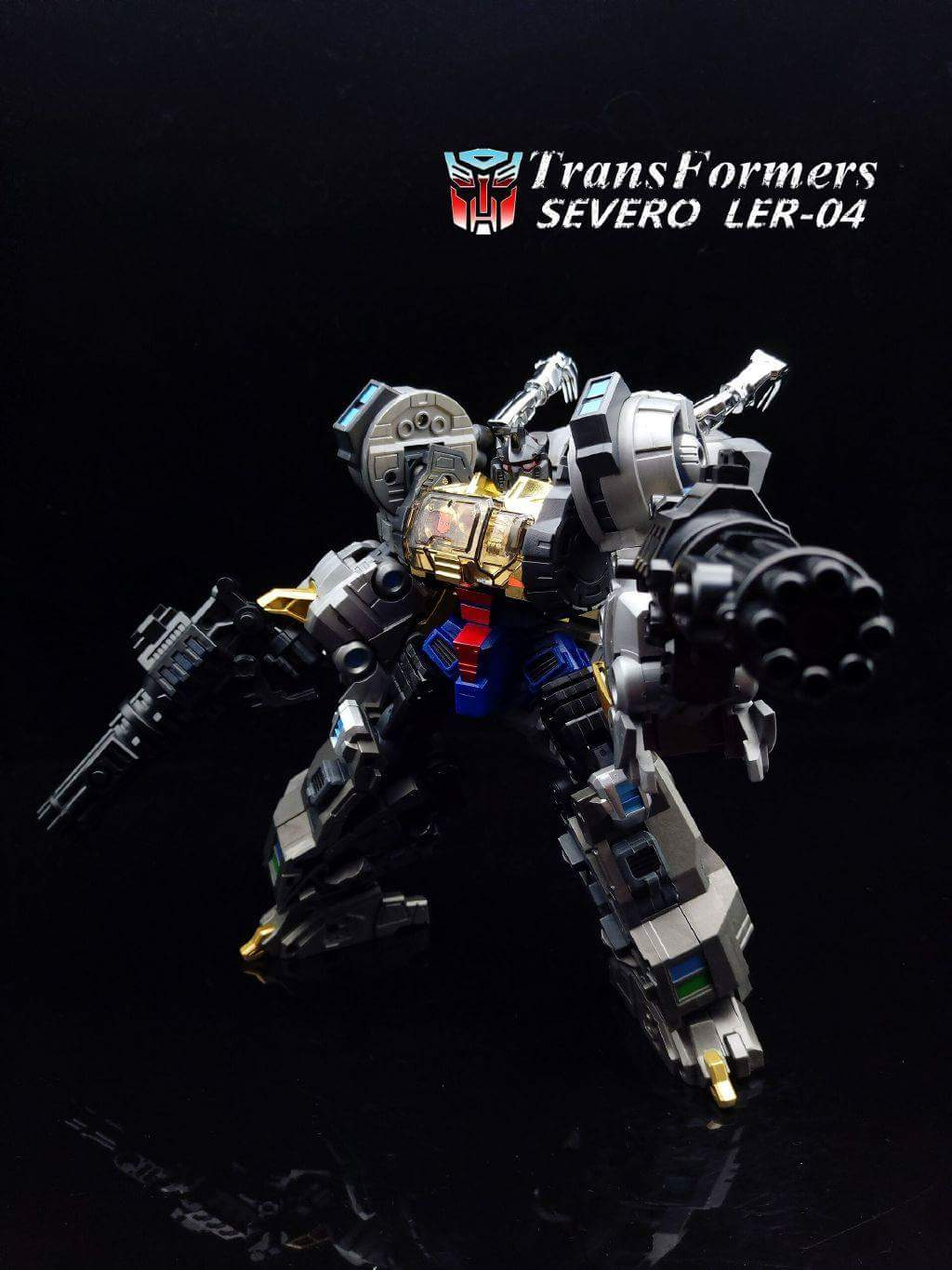 [FansProject] Produit Tiers - Jouets LER (Lost Exo Realm) - aka Dinobots - Page 3 ZQeUQEP1