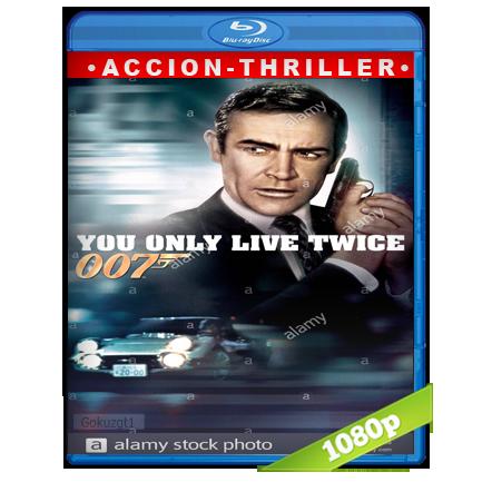 007 Solo Se Vive Dos Veces (1967) BRRip Full 1080p Audio Trial Latino-Castellano-Ingles 5.1