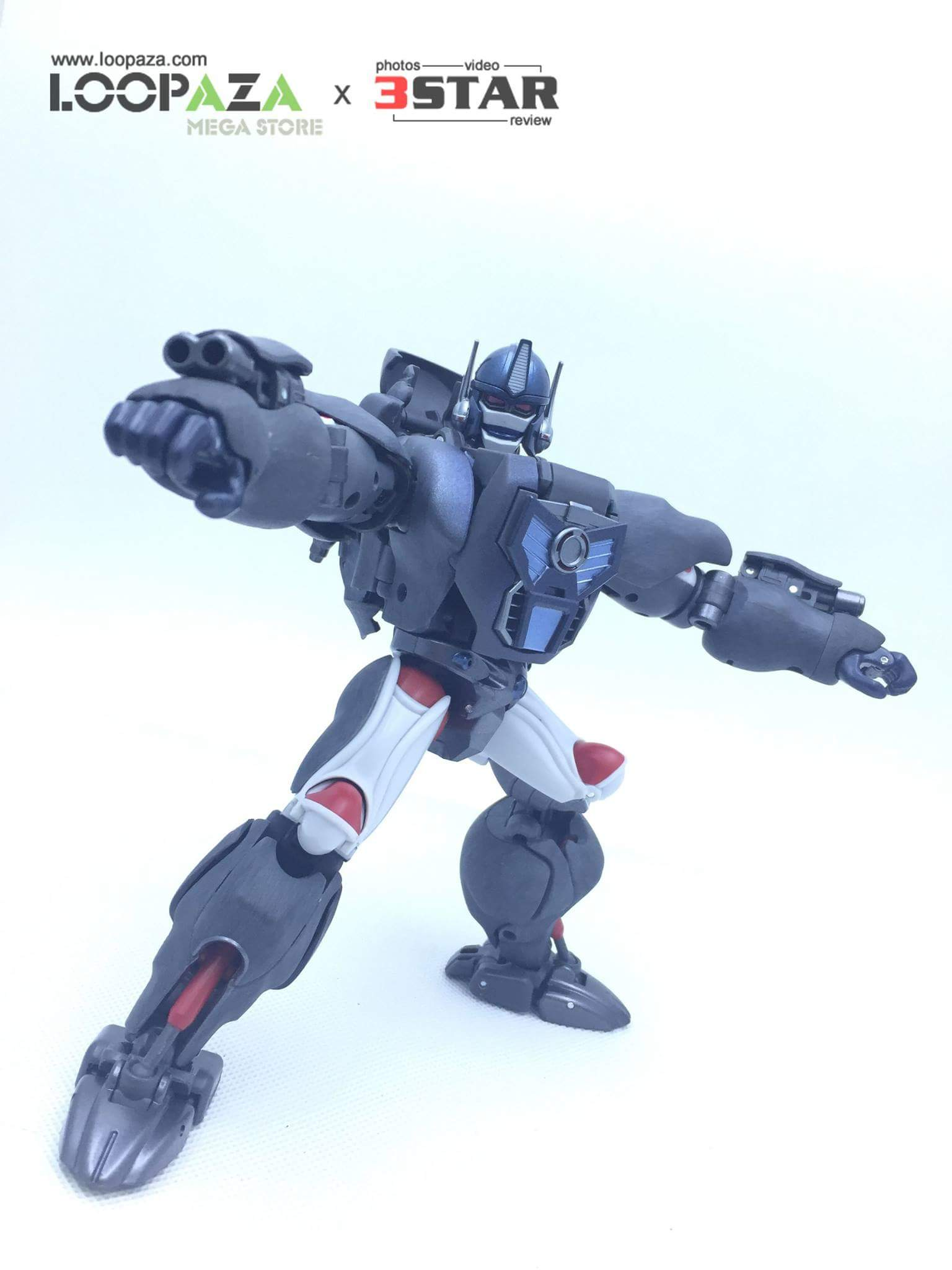 [Masterpiece] MP-32, MP-38 Optimus Primal et MP-38+ Burning Convoy (Beast Wars) - Page 3 XckW9gUU