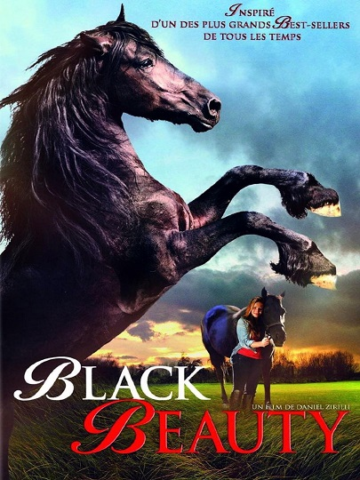 Czarny Książę / Black Beauty (2015]) PL.DVDRip.Xvid -MX / Lektor PL