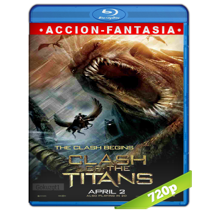 Furia De Titanes (2010) BRRip 720p Audio Trial Latino-Castellano-Ingles 5.1