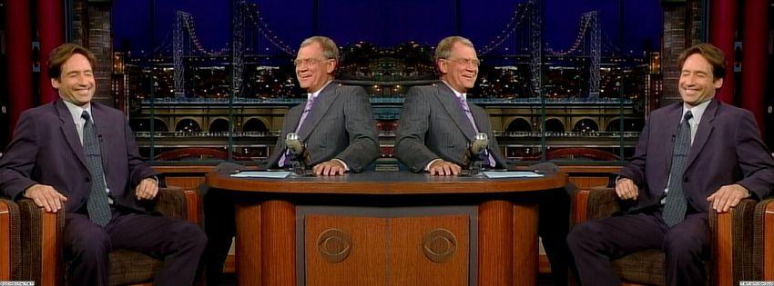 2003 David Letterman GzcZdpWd