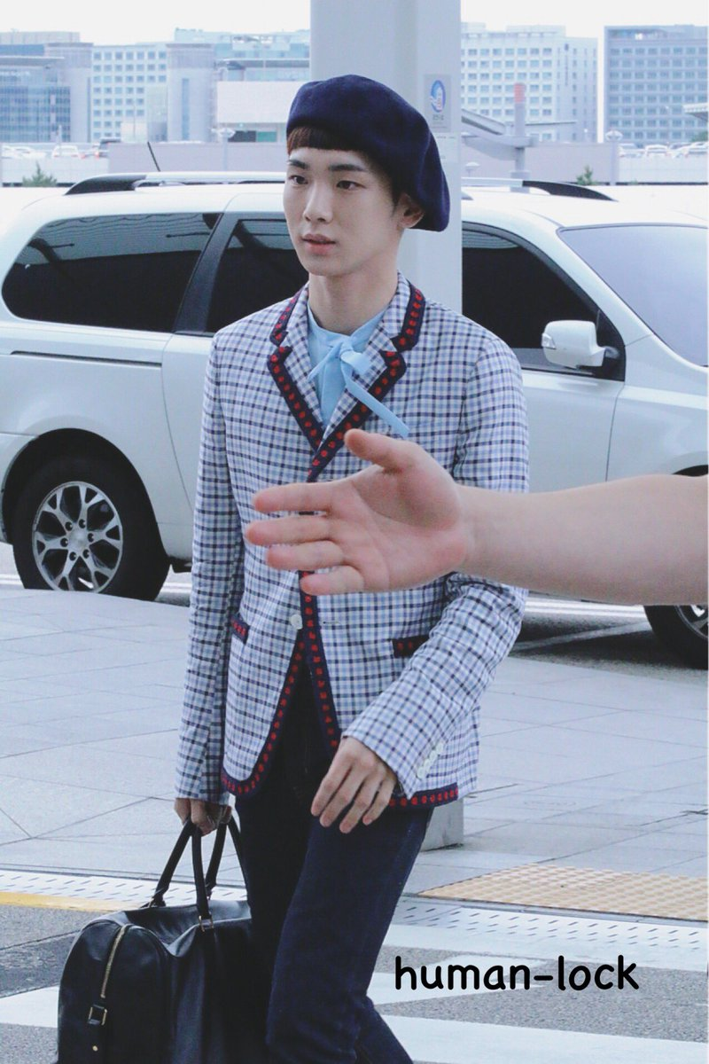 [IMG/160715] Jonghyun, Key @ Aeropuerto Incheon hacia Japón. ZvIw3lnx