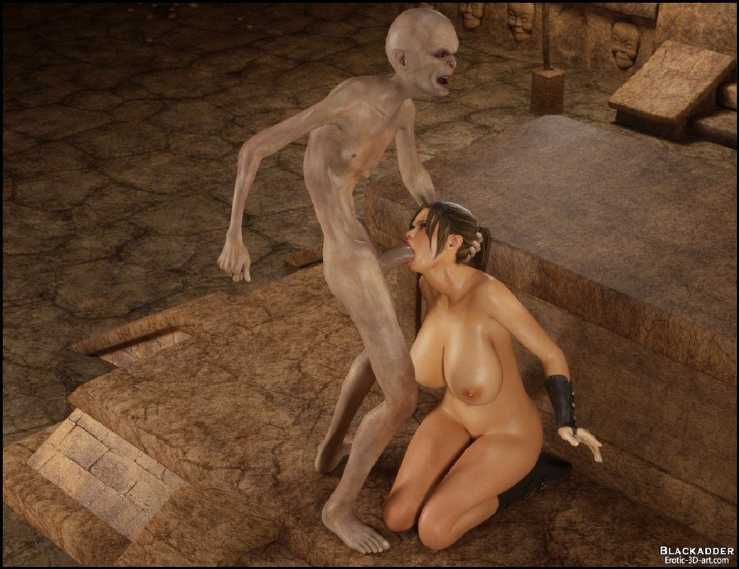 3d porn monster archeolog porn pussy
