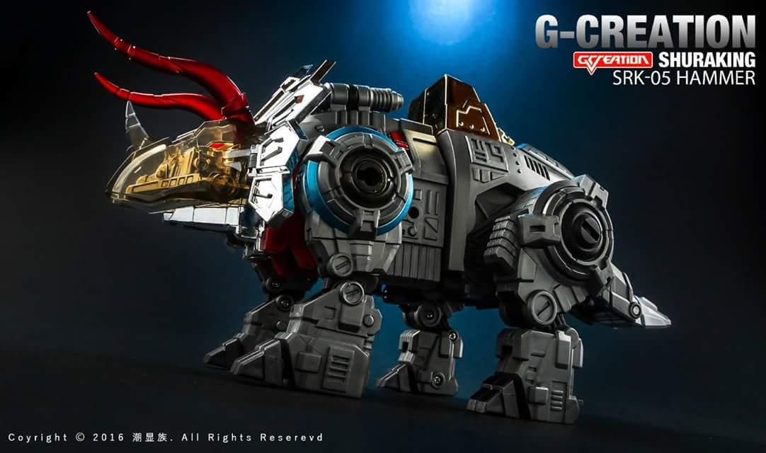 [GCreation] Produit Tiers - Jouet ShuraKing - aka Combiner Dinobots - Page 5 7ddJsdjh