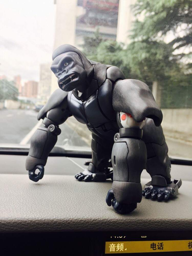 [Masterpiece] MP-32, MP-38 Optimus Primal et MP-38+ Burning Convoy (Beast Wars) - Page 3 Q83yW5GH