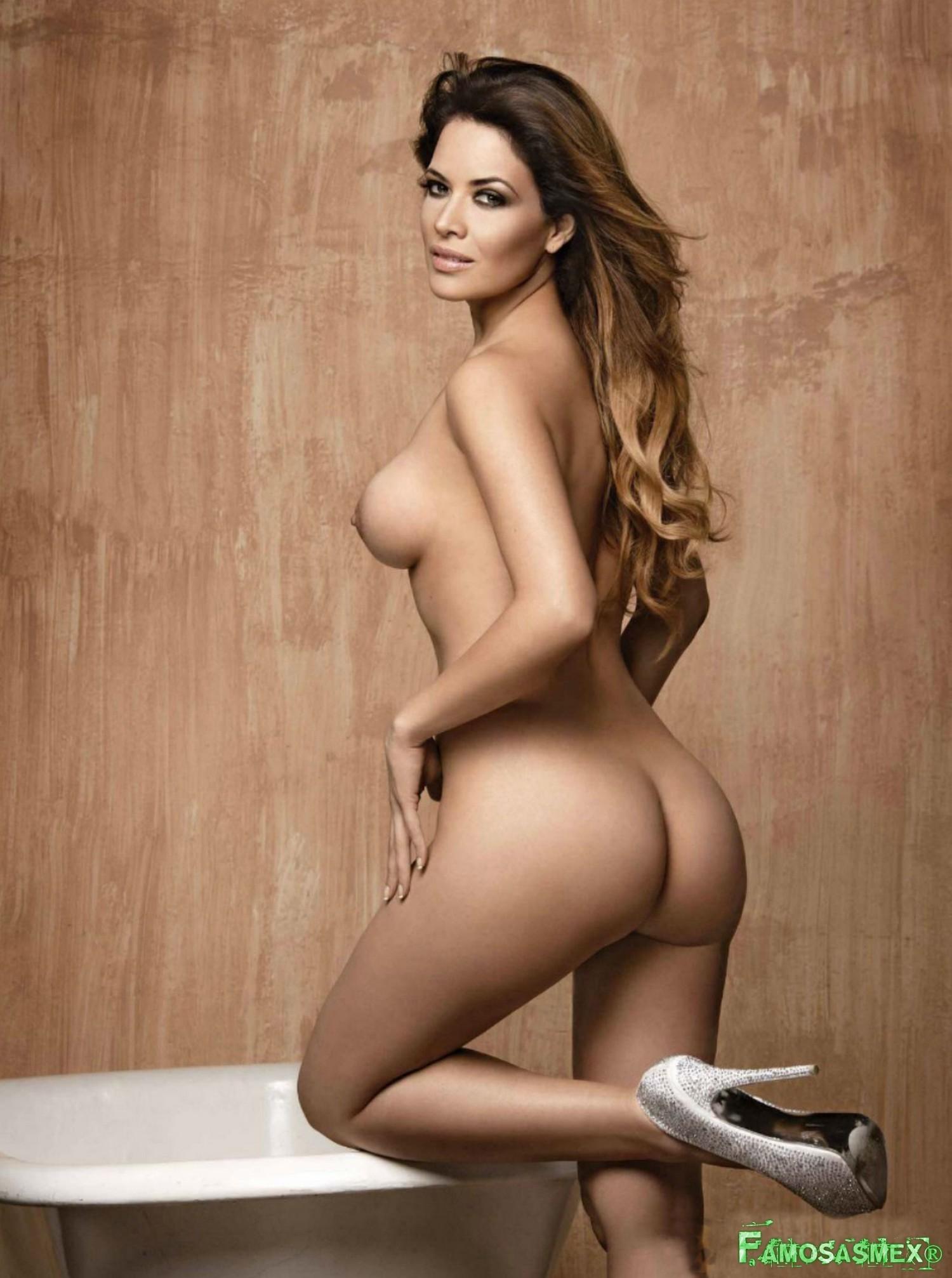 Famosas mexicanas desnudas