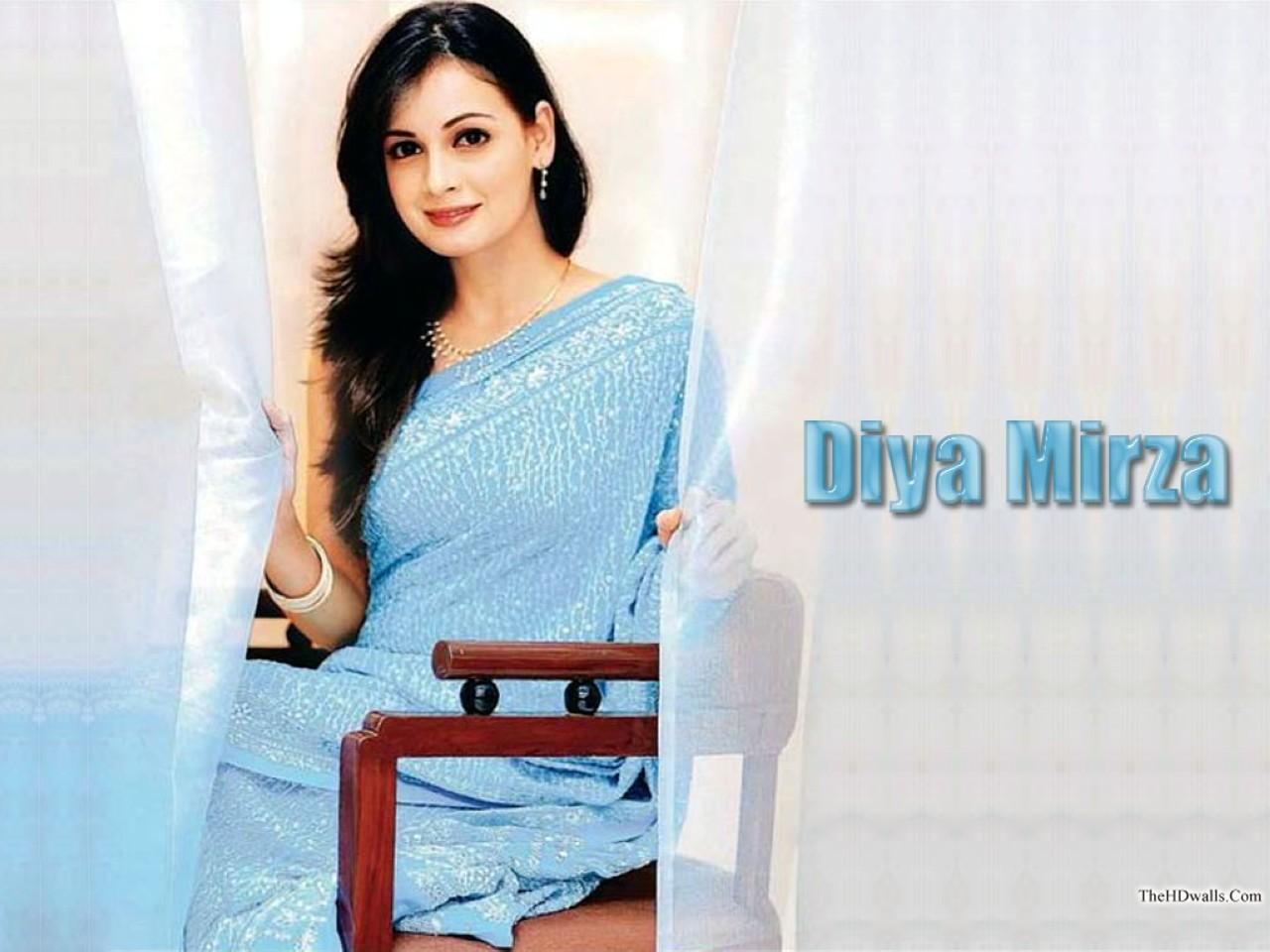 Bollywood Diya Mirza Wallpapers AbuDtcmj
