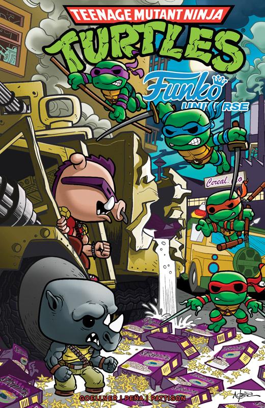 Funko Universe (2017) Complete
