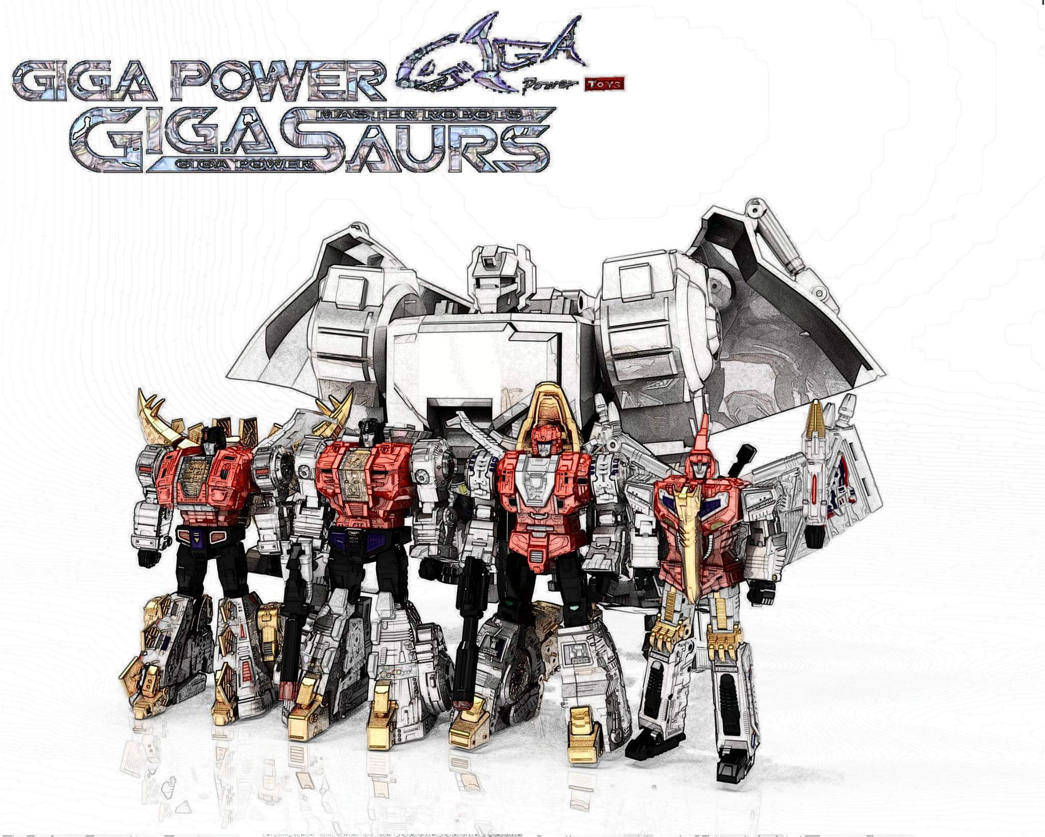 [GigaPower] Produit Tiers - Jouets HQ-01 Superator + HQ-02 Grassor + HQ-03 Guttur + HQ-04 Graviter + HQ-05 Gaudenter - aka Dinobots - Page 5 DD2KMQYh