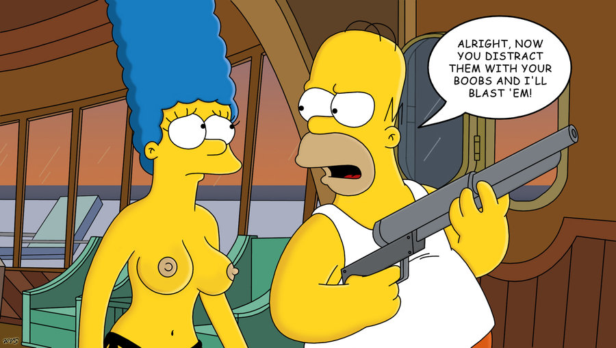 Your idea Marge simpson sexy comicporno absolutely