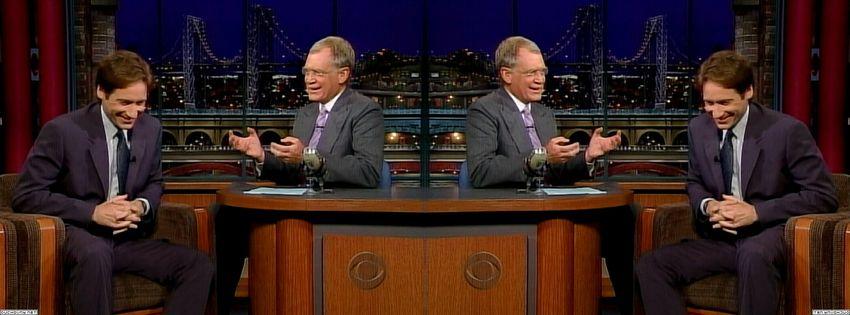 2003 David Letterman QyjL21ub