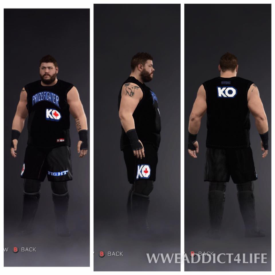 cf3d0a9ad4 WWEADDICT4LIFE 2k17 Attire s Thread (XB1)Karl Anderson NEW Club ...
