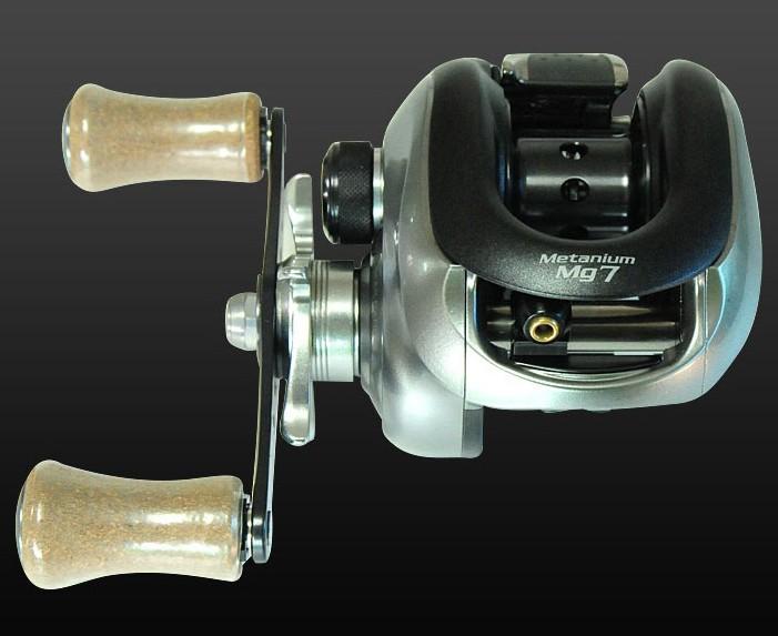 限量款 SHIMANO Metanium Mg7 V2 水滴轮