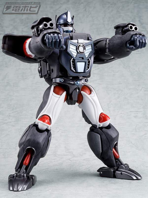 [Masterpiece] MP-32, MP-38 Optimus Primal et MP-38+ Burning Convoy (Beast Wars) - Page 3 WiVgMEeT