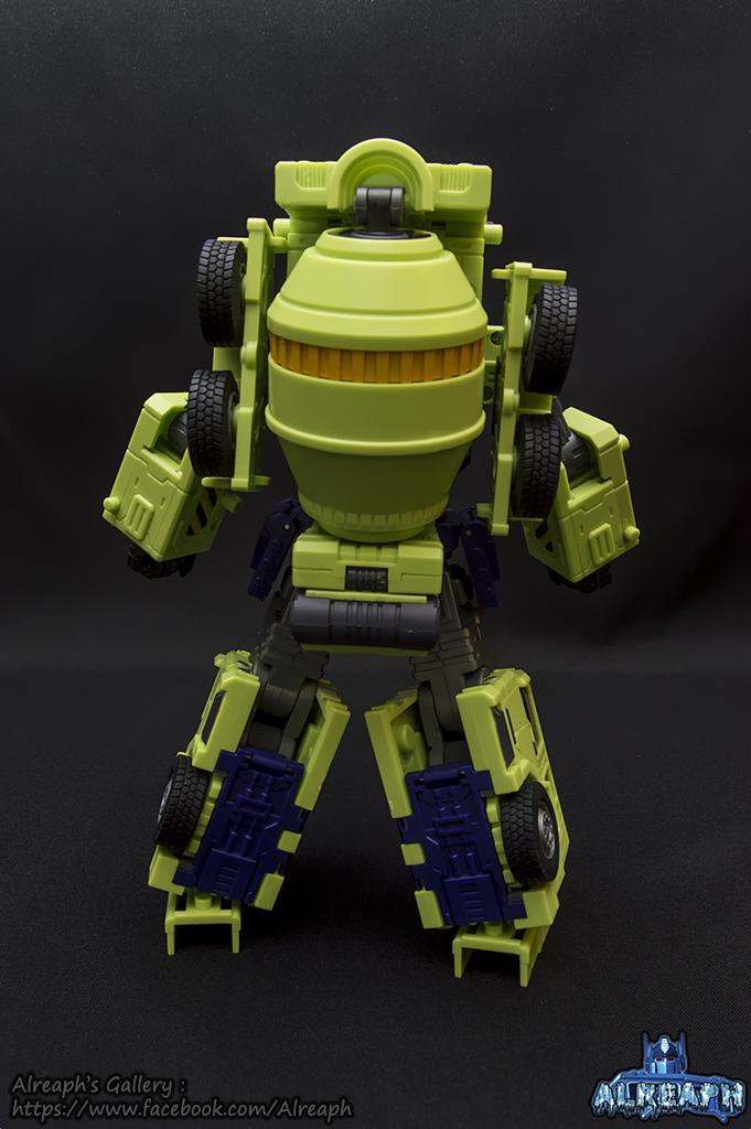 [Toyworld] Produit Tiers - Jouet TW-C Constructor aka Devastator/Dévastateur (Version vert G1 et jaune G2) - Page 7 EnUMbFrG