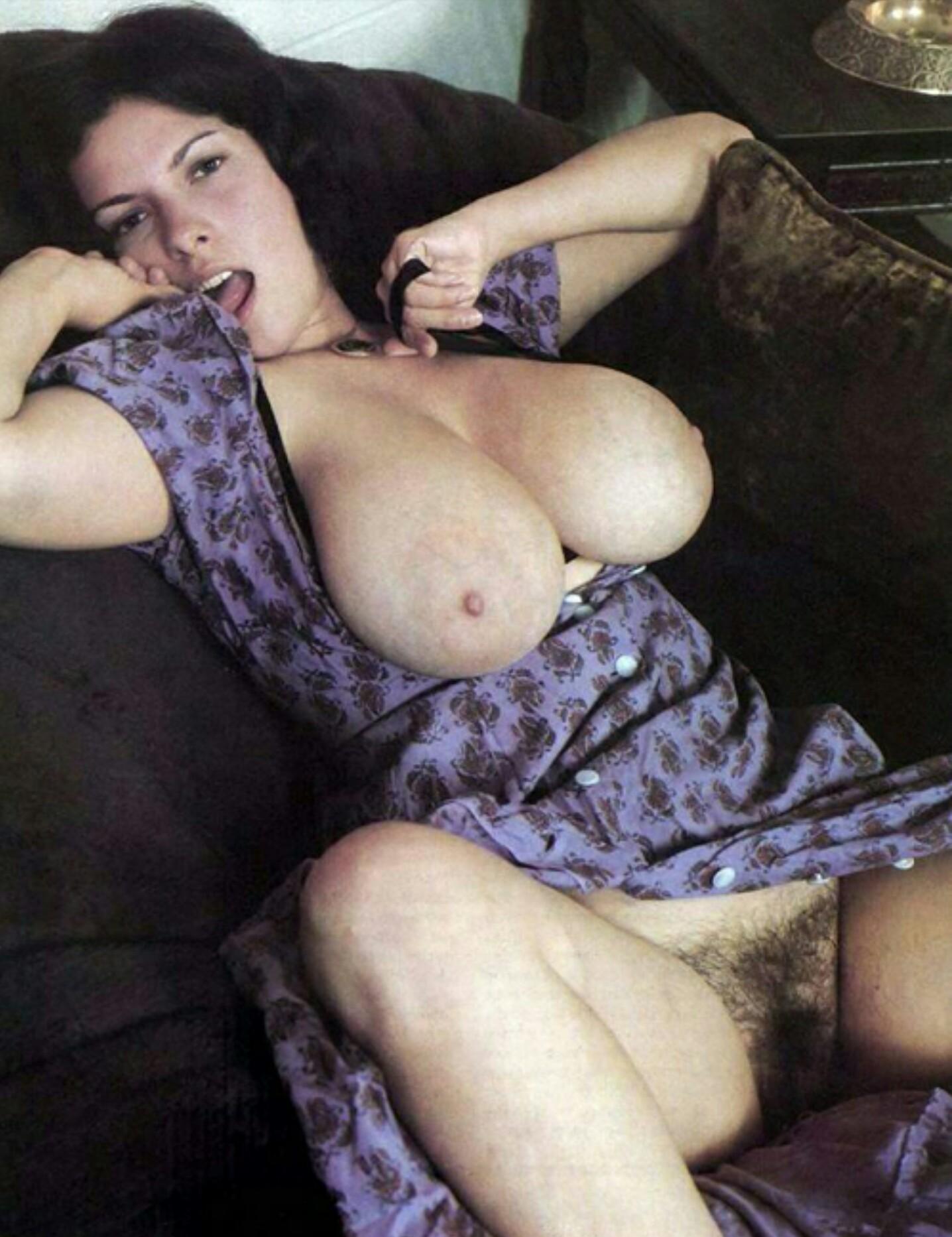 Порно винтаж большые сиски