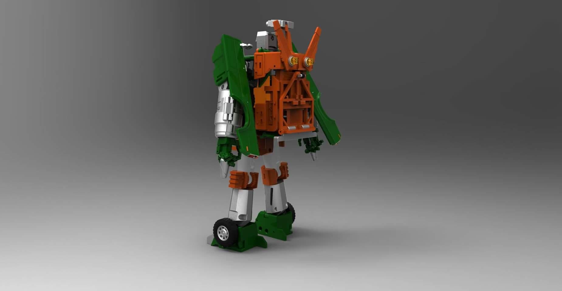 [X-Transbots] Produit Tiers - Jouet MX-X Paean - aka Hoist/Treuil Y0NYxvix