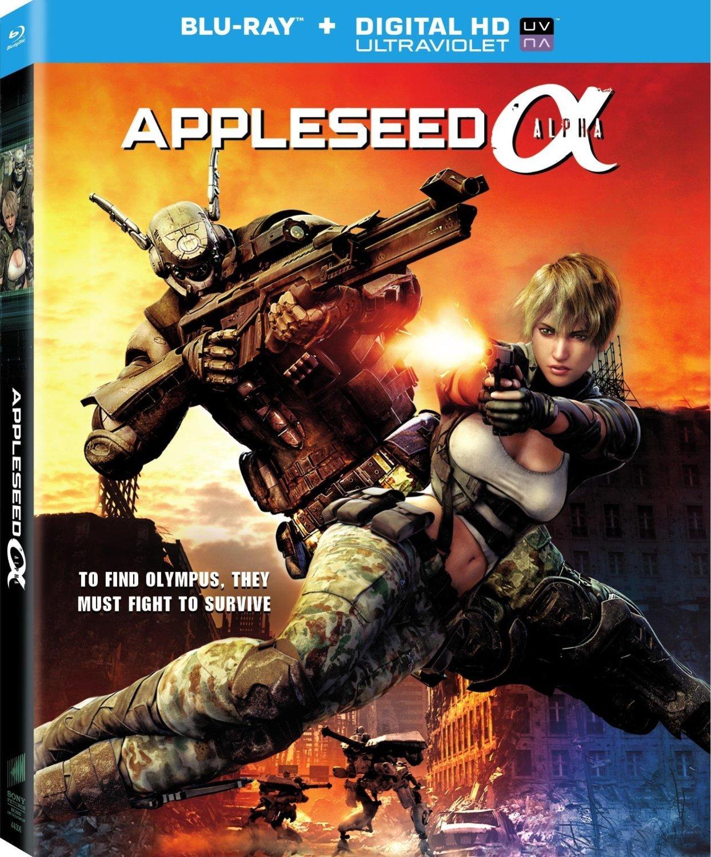 苹果核战记:阿尔法 Appleseed Alpha迅雷下载,51bdy