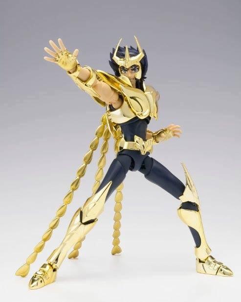 Myth Cloth Ex Phoenix Ikki v2 Golden Limited Edition