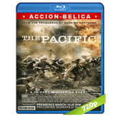 The Pacific Mini Serie Completa (2010) BRRip 720p Audio Trial Latino-Castellano-Ingles 5.1